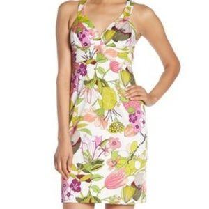 """Trina Turk """"Jenna Floral Sheath Dress"""""""